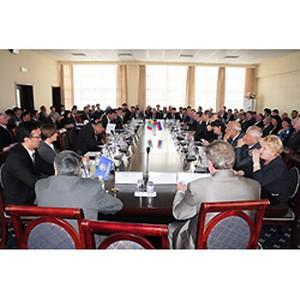 Новосибирская область развивает сотрудничество с Монголией