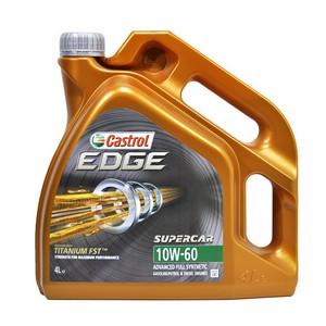 � ������� ��������� ����� ����� Castrol EDGE 10w60 SuperCar