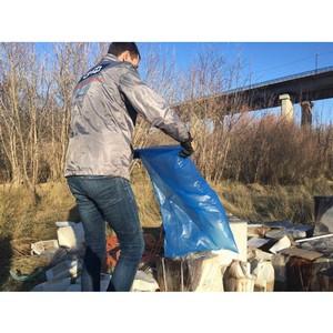 Волгоградские активисты ОНФ провели два экологических мероприятия