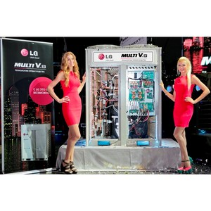 LG Multi V IV: технологии превосходства