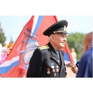 В воскресенье, 31 июля, в Нижнем Новгороде отметили День Военно-Морского Флота