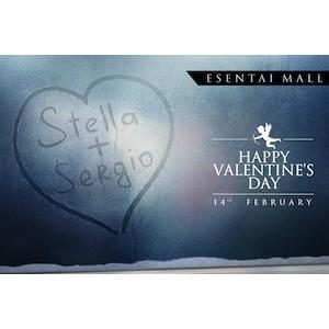 Esentai Mall исполняет мечты в день всех влюбленных