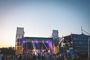 Крупнейший open-air сезона прошел при поддержке «Интертелеком»