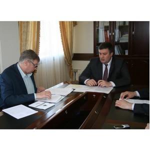 Представители ОНФ и минприроды КБР обсудили дальнейшее сотрудничество