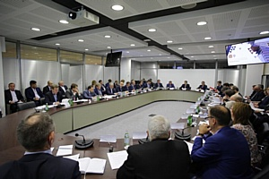 Проект НППА представили рабочей группе по реиндустриализации экономики НСО