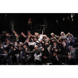 «Скрипач на крыше» 21 мая на сцене Детского музыкального театра им. Н.И. Сац