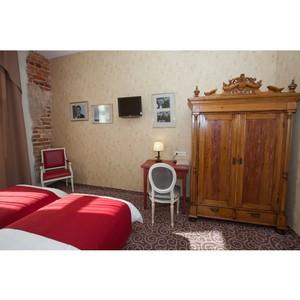 Рождество в Риге. Hotel Justus - четырёхзвёздочный бутик-отель в Старом городе.