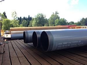 Трубы для нефтепровода Заполярный Пурпе прошли испытания в РГУ нефти и газа им. Губкина
