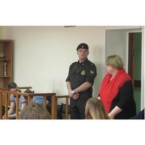 В рамках акции «Судебные приставы - детям» приставы провели открытый урок для школьников