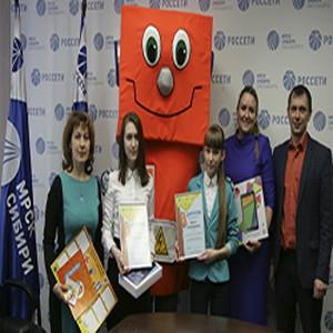 Вольтик наградил юных художников