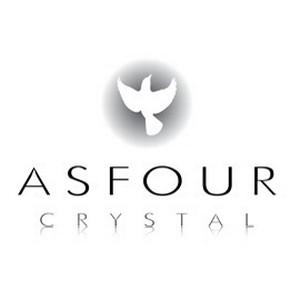 Скидка на сувениры из хрусталя от Asfour Crystal