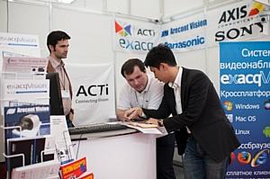 IPera на Московской Международной выставке MIPS-2012