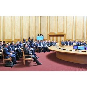 Состоялось совещание Координационного межотраслевого совета