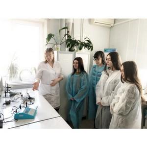 Волгоградские студенты-экологи знакомятся со специальностью на практике
