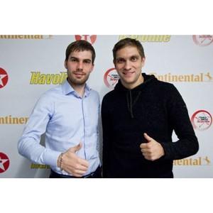 Continental и Texaco представили свою гоночную команду для участия в Гонке Звезд «За рулем» 2014