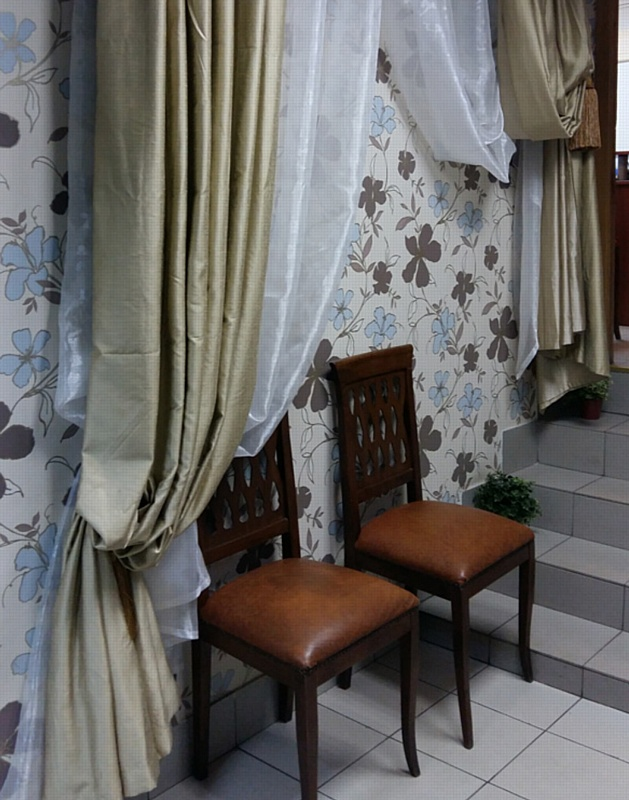 Пошив текстиля для кафе и ресторанов