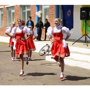 «Новые лица» возрождают русскую народную культуру