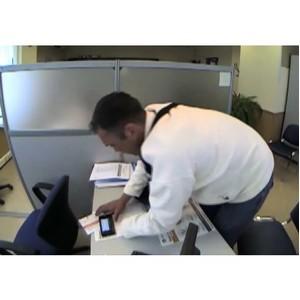 Полицейские ЗелАО задержали подозреваемого в краже мобильного телефона