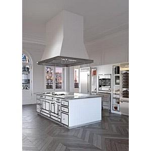 Шато La Сornue - остов в сердце кухни
