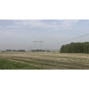 О нарушении в электроснабжении потребителей