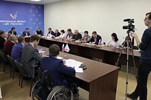Координаторы проекта ОНФ «Народная оценка качества» провели рейд по медучреждениям Челябинска