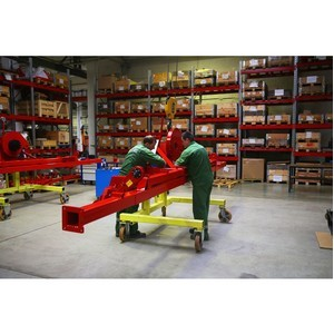 Завершена реконструкция цеха на липецком заводе Kverneland Group
