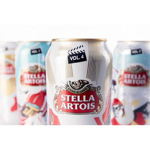 САН ИнБев Украина представляет лимитированную «кино»-коллекцию легендарного пива Stella Artois