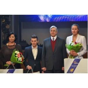 «Бал  чемпионов»  в  Екатеринбурге