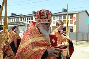 На Ставрополье началось поклонение мощам святой блаженной Матроны Московской