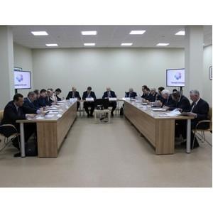 Совет главных конструкторов Свердловской области состоялся в Екатеринбурге