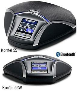 Konftel 55/55W - идеальный инструмент для проведения телеконференций