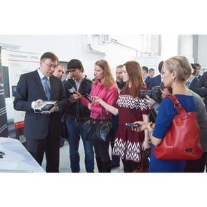 Атол Драйв на официальном открытии установочного центра ГК «Технология-Тюмень»
