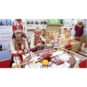 В Государственной Думе открылась выставка «Дни Республики Мордовия»