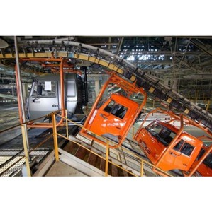 КАМАЗ и Daimler строят завод в Набережных Челнах