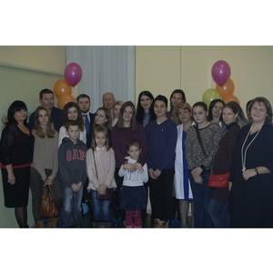 Благотворительный Фонд «Исток Надежды» провел свою первую благотворительную акцию