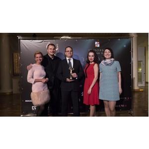 «Сочи Казино и курорт» - победитель народной премии «Золотой Прометей»
