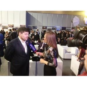 Мухтар Амиров: «Участники медиафорума ОНФ подвели итоги обсуждения проблем региональных СМИ»