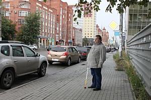 Челябинские активисты ОНФ провели мониторинг маршрутов до нового здания областного бюро МСЭ