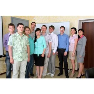 На «Липецкцементе» состоялась ежегодная конференция молодых специалистов «Евромысль»