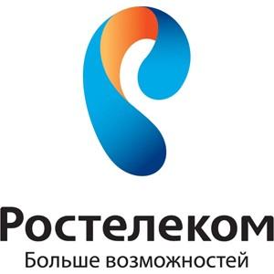Известный спортсмен и политик Бату Хасиков побывал в гостях у «Ростелекома» в Калмыкии