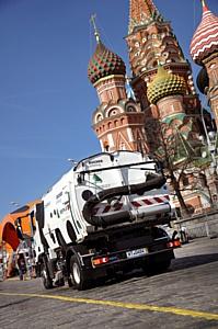 Новая подметально-вакуумная машина Bucher-Schorling CityFant 6 на шасси Iveco Eurocargo