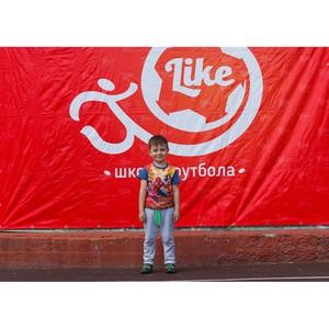 Праздник футбола на стадионе «Локомотив»