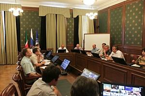 Ректор КФУ Ильшат Гафуров принял участие в видеоконференции Министерства образования РФ