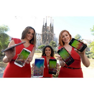На MWC LG представила новые продукты и объявила о новых целях компании