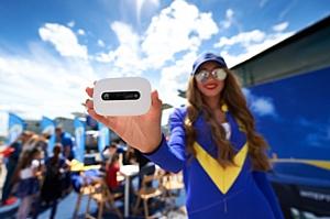 В полете на скорости 3G Турбо: Интертелеком на Самальот fest 2016
