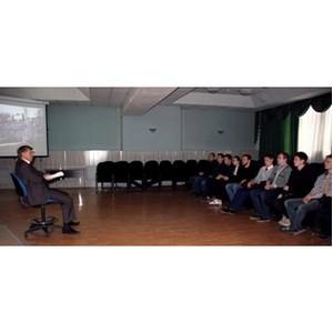 Студенты радиоуниверситета встретились с техническим руководством Рязаньэнерго
