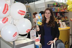 «Гулливер и Ко» представил на WanExpo новинки Tiny Love и K's Kids