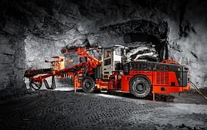 Sandvik Construction продемонстрирует возможности  тоннельной буровой установки DT922i