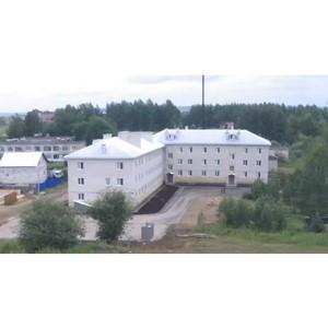 Костромские активисты ОНФ держат на контроле устранение дефектов в «новом аварийном» доме в Галиче