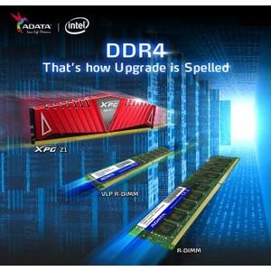 Модули памяти DDR4 от Adata готовы к работе с Intel Haswell